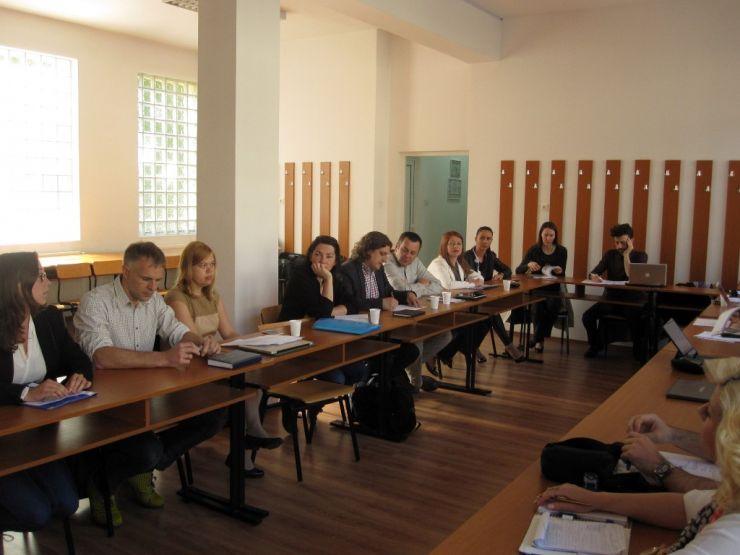 O nouă întâlnire locală în cadrul proiectului EPICAH – Effectiveness of Policy Instruments for Cross – Border Advancement in Heritage