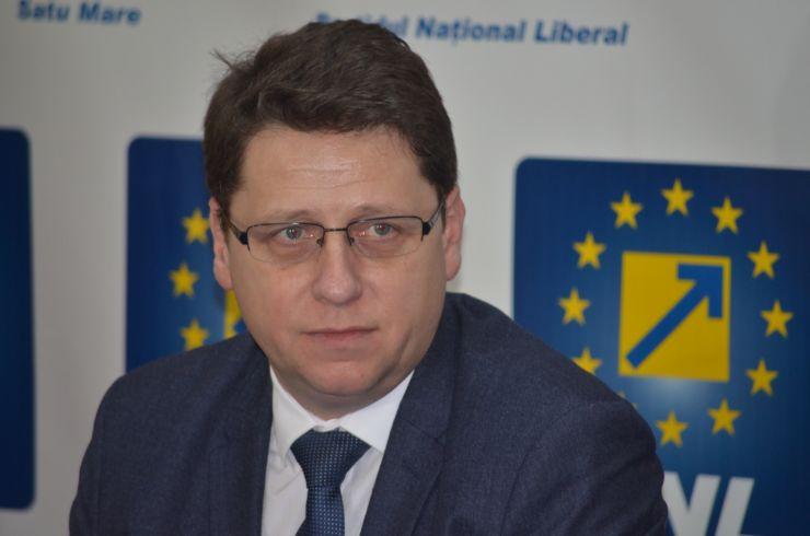 """Romeo Nicoară: """"PNL a câștigat susținerea sătmărenilor și revine în conducerea județului după patru ani de impostură PSD"""""""