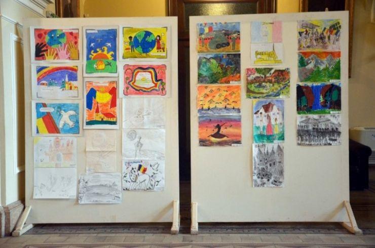 Concurs de poezie și desen, cu ocazia zilei de 25 Octombrie