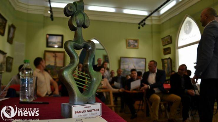 """Festivalul - concurs de chitară clasică """"Samus GuitArt"""" 2016 (foto)"""