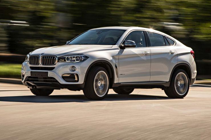 BMW X6 căutat în Italia, depistat la Petea