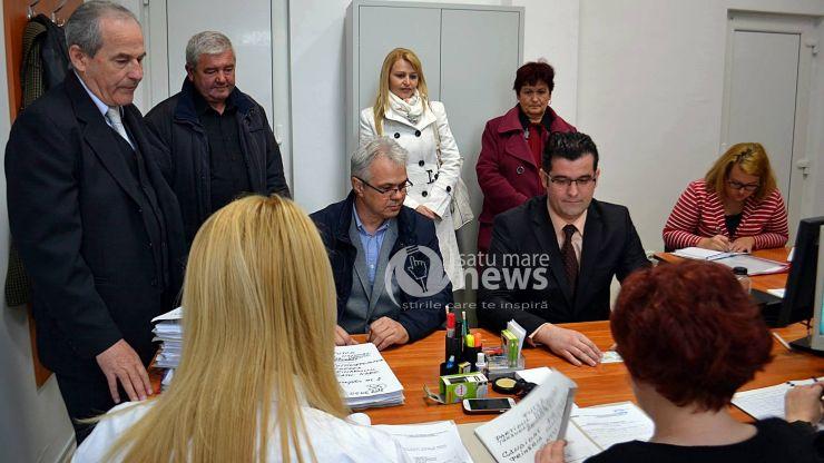 Adelin Ghiarfaș și-a depus candidatura pentru Primăria Satu Mare