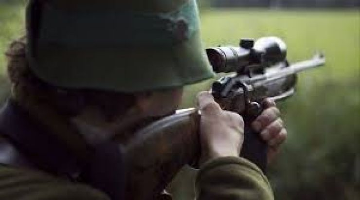 Bărbat împuşcat din greşeală în timpul unei partide de vânătoare