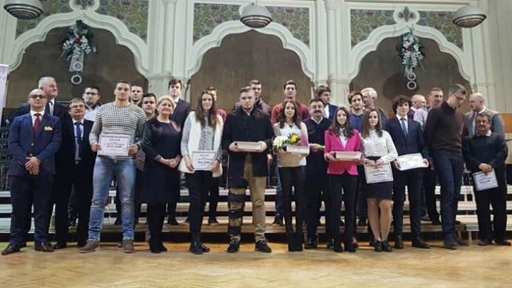 Laureații sportului sătmărean, premiați de DJTS Satu Mare