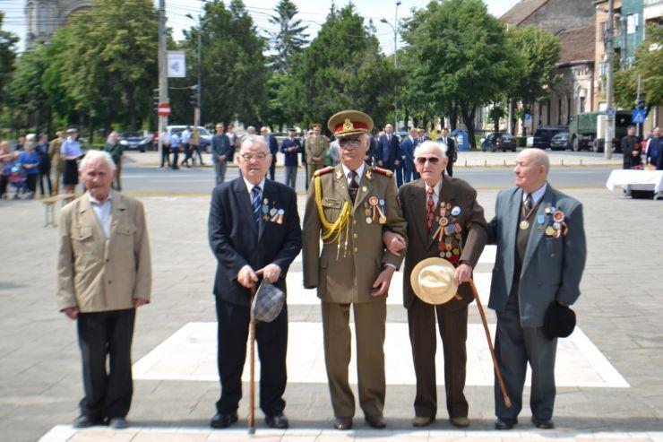 Eroii Neamului Românesc, comemorați la Satu Mare și Carei