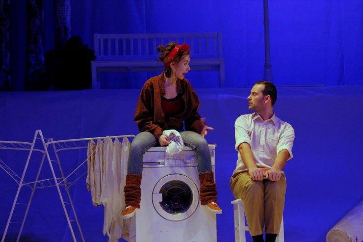 Teatrul de Nord prezintă joi două spectacole la Carei