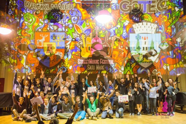 Street Music Festival 2017 și-a desemnat câștigătorii FOTO