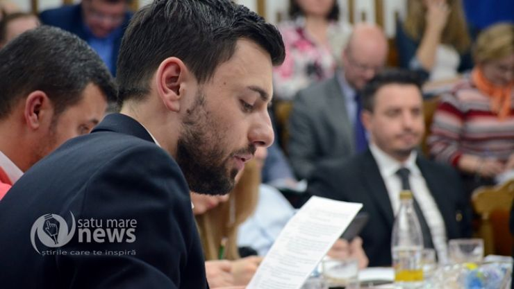 """Mihai Huzău: """"Nu sunt de acord ca Taxa de Salubrizare să fie transferată cetățenilor!"""""""