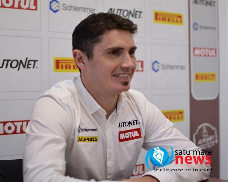 Mani Gyenes, pregătit pentru Dakar 2018. Sătmăreanul este singurul concurent din România la ediția cu numărul 40 a competiției