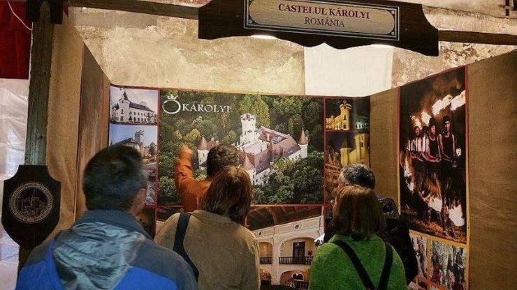 Castelul Karolyi va fi promovat la Târgul European al Castelelor de la Hunedoara