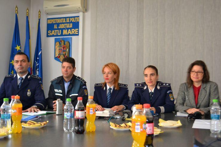 Săptămâna prevenirii criminalității a debutat la Satu Mare