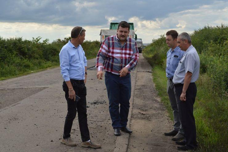 """Pataki Csaba: """"Avem 295 de kilometri de drumuri într-o stare care necesită intervenții de urgență"""""""