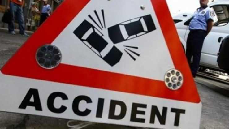 Accident mortal la iesirea din Carei. Victima, un pompier