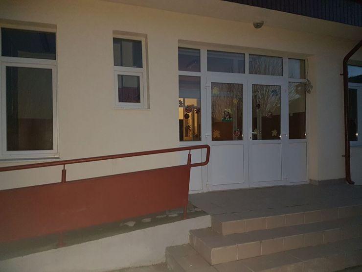 Grădiniță nouă pentru copiii din Homorodu de Jos. Construcția a durat aproape cinci ani
