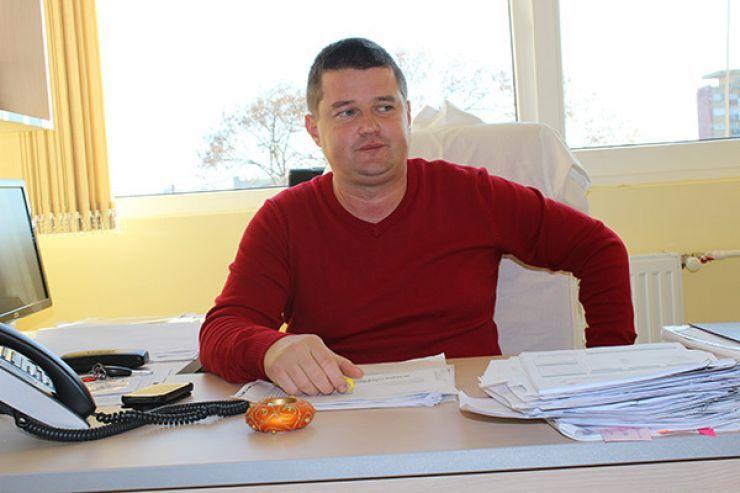 Oficial | Adrian Marc, noul manager al Spitalului Județean de Urgență Satu Mare