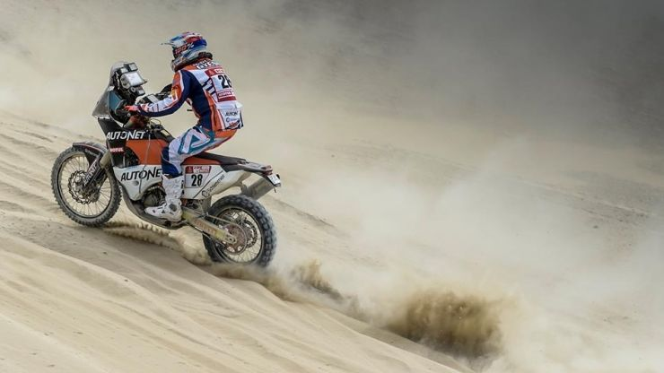Dakar 2018 | Emanuel Gyenes, locul 37 în etapa a doua