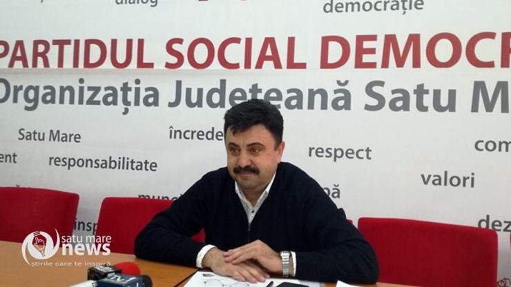 Consilierii locali PSD se opun majorărilor anunțate de Primăria Satu Mare