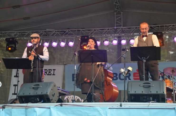 Budapest Ragtime Band, recital de excepție în a doua seară de AugustFest, la Carei