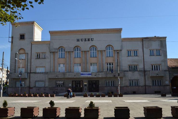 Lucrări de renovare la Muzeul Județean Satu Mare