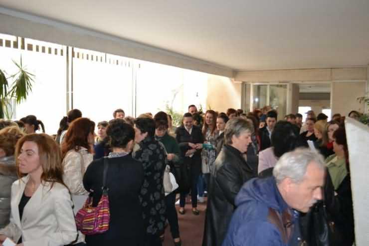 Peste 120 de candidaţi s-au prezentat pentru posturile de asistenţi medicali la Spitalul Judeţean Satu Mare