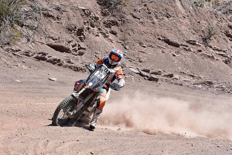 Locul 20 pentru Gyenes în penultima etapă a Dakarului