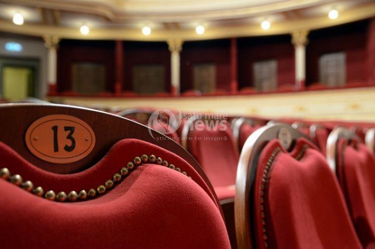 """Premiera spectacolului """"Cabinierul"""", în Sala Mare a Teatrului de Nord"""