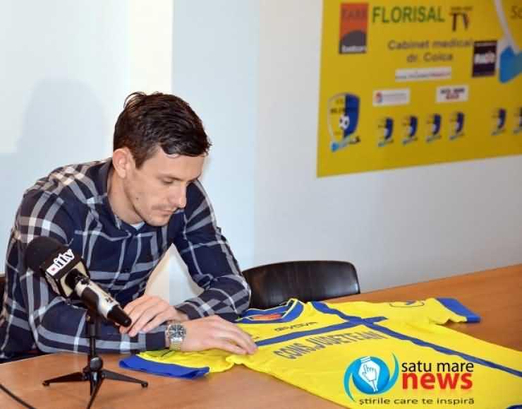 Adrian Sălăgeanu a lăsat fotbalul pentru familie