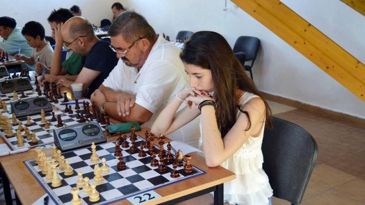 Concurs Internațional de șah la Tășnad