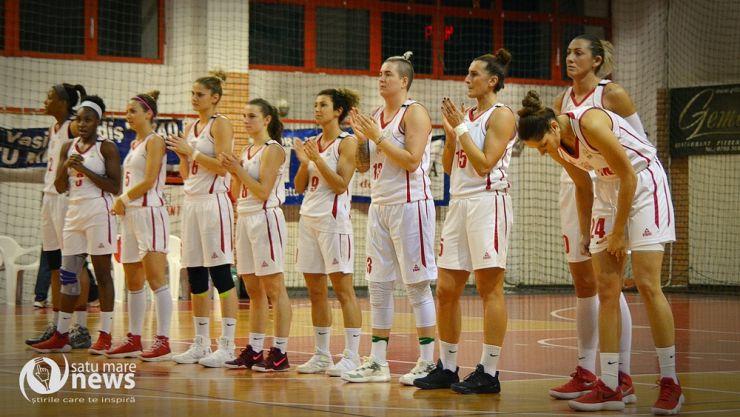 Baschet | CSM Satu Mare, învinsă în finala Cupei României