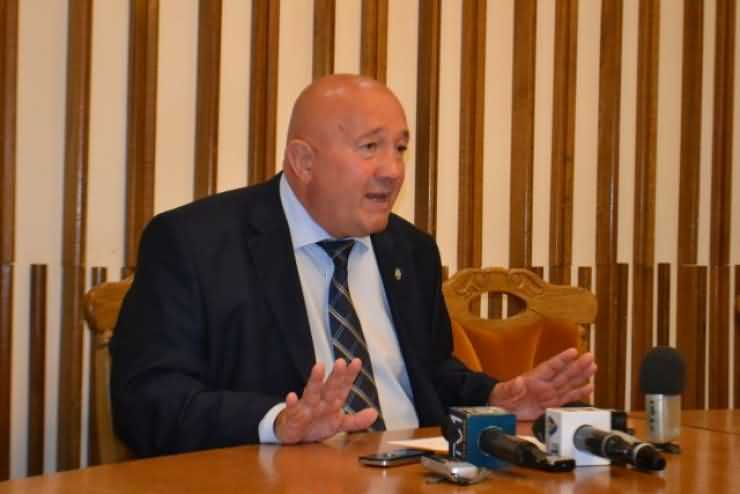 """Primarul Coica: """"Kereskeny este un social democrat autentic"""""""