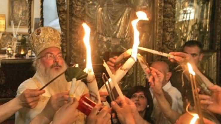 Lumina Sfântă de la Ierusalim va ajunge la și Satu Mare