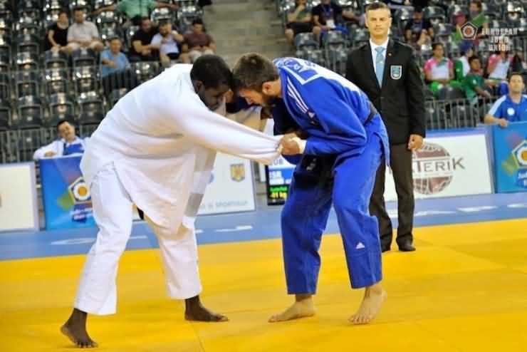 Vasile Fușle jr. va arbitra în cadrul Festivalului Olimpic pentru Tineretul European din Georgia