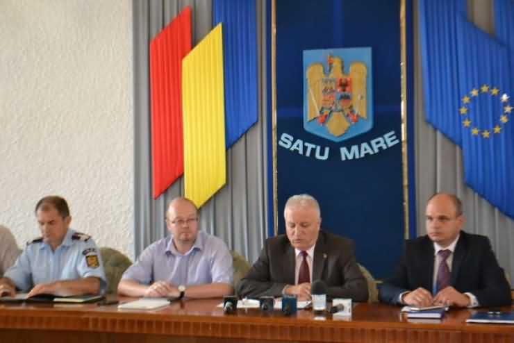 Deputatul Kereskeny Gabor propune extinderea cercului de persoane anunțate despre calamități prin SMS