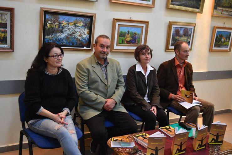 "Lansare de carte | ""Mireasma vieții, my point of view"", autor Dumitru Ursachi"