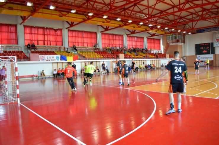Handbal: CSM Satu Mare 40 - 30 AH Minaur Baia Mare