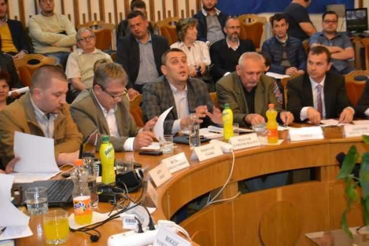 Consilierii au votat modificarea statutului Clubului Olimpia