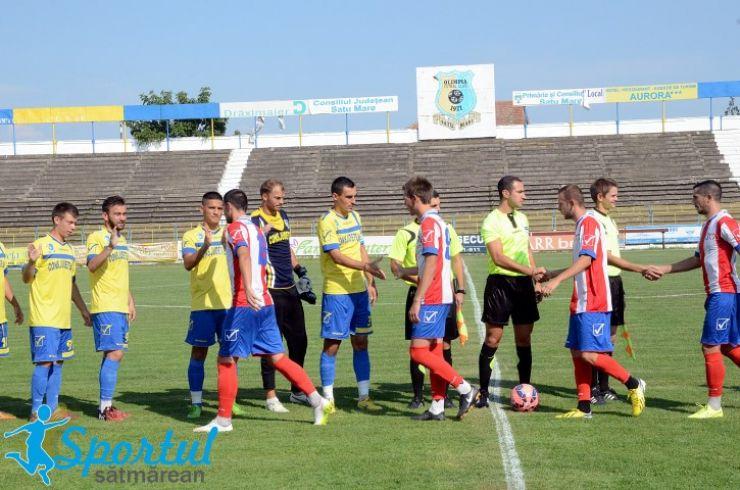 Fotbal. Liga 2: S-a stabilit programul campionatului 2015-2016