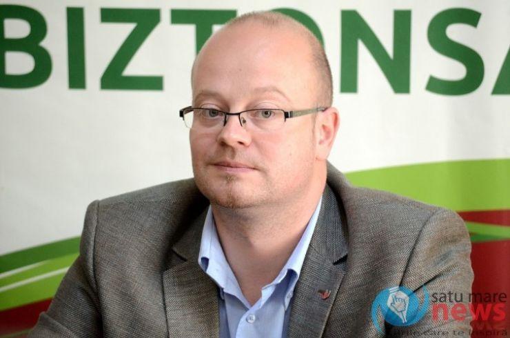 Deputatul Kereskényi Gábor a formulat azi o interpelare adresată ministrului Petre Tobă privind înființarea centrului de refugiați la Tășnad