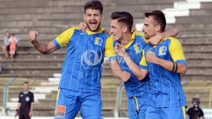 Liga 2 | Olimpia a bifat prima victorie pe teren propriu din acest sezon