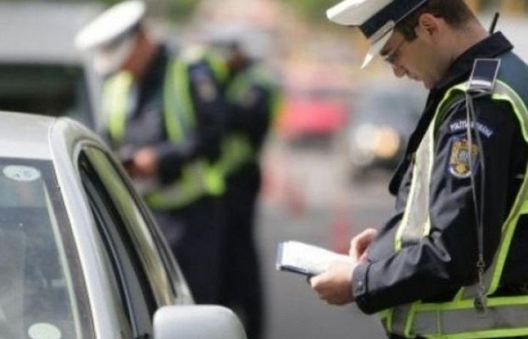 Razii în Satu Mare | Peste 100 de șoferi, amendați