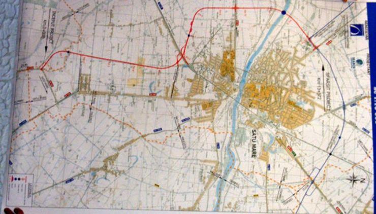 Peste 500 de proprietari de terenuri din zona centurii municipiului Satu Mare vor fi expropriați