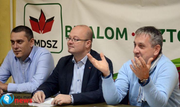 Kereskenyi Gabor: Închiderea sensului giratoriu din centrul municipiului Satu Mare în luna decembrie nu este potrivită