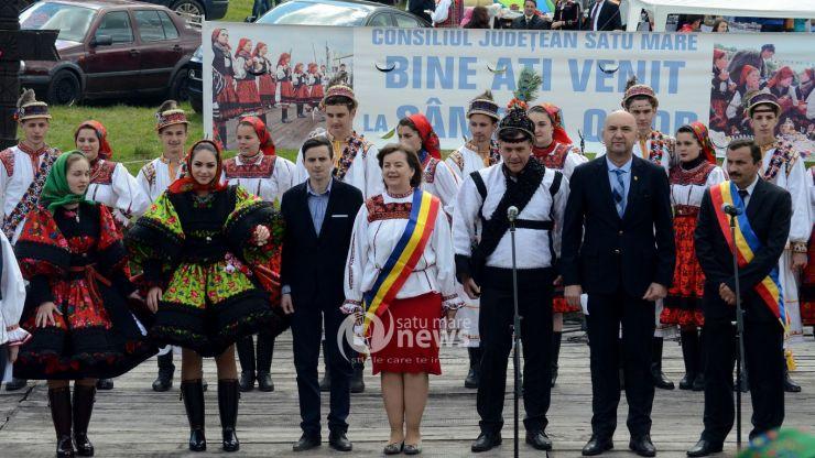 Sărbătoare mare azi, în Ţara Oaşului. Sâmbra Oilor celebrează tradițiile ciobanilor din zonă (foto)