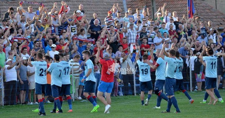 Liga 3 | Prima victorie în deplasare pentru FC Unirea Tășnad