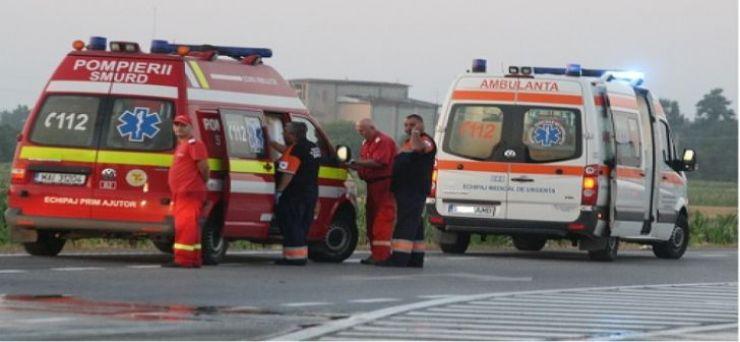 Accident soldat cu moartea unui tânăr