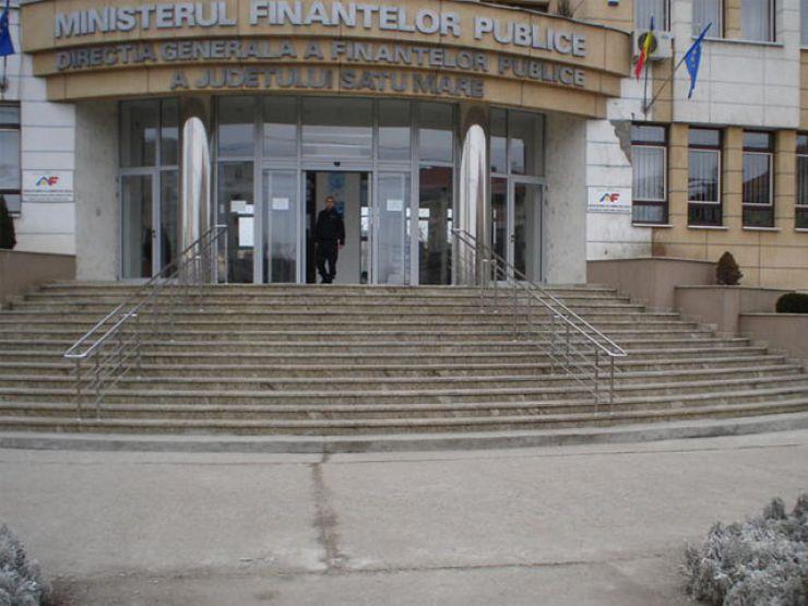 Ioan Șipoș, noul șef al Finanțelor sătmărene