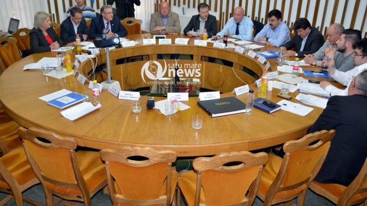 """Ședință cu scântei. UDMR a părăsit sala de Consiliu Local: """"Circ balcanic înloc de realizări"""""""