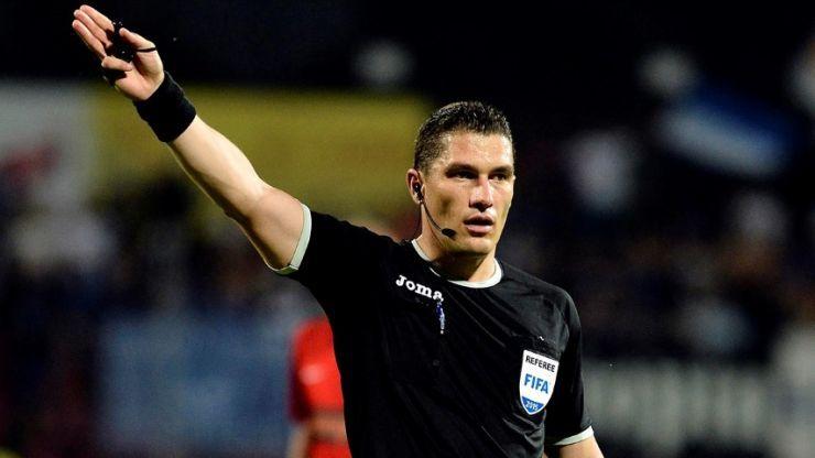 Istvan Kovacs va arbitra finala Cupei României dintre Astra şi FC Voluntari