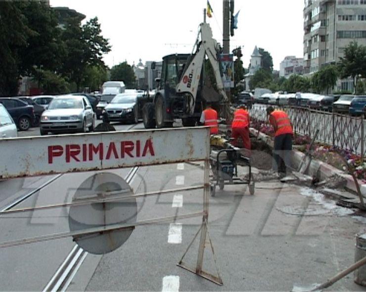 Primăria Satu Mare vrea să-și înființeze o firmă proprie de întreținere a străzilor din municipiu