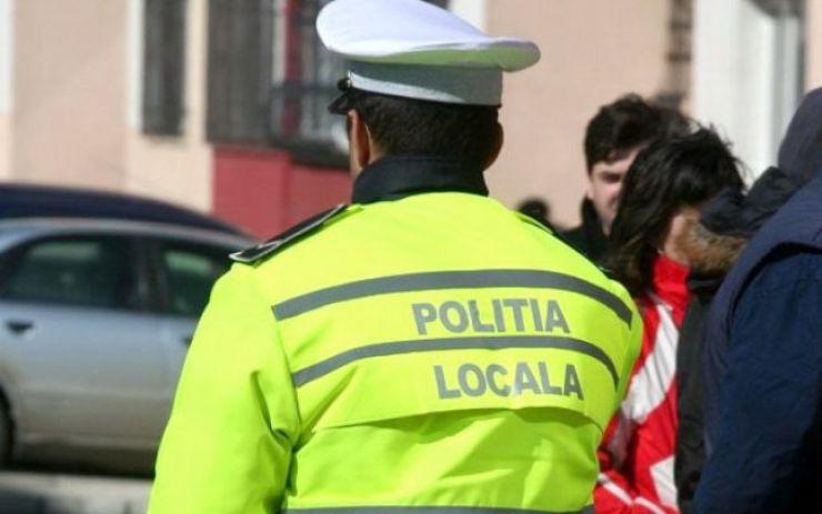 Polițiștii locali au aplicat sute de amenzi în ultima lună a anului trecut